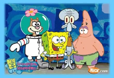 Spongebob Squarepants Popular American television Series